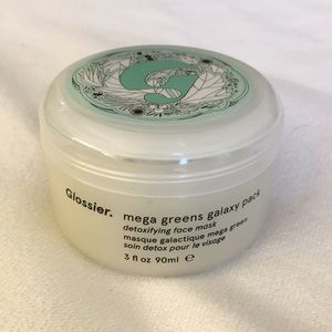 Other - glossier mega greens galaxy pack